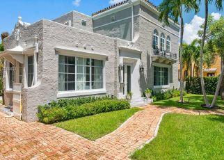Foreclosed Home in PRAIRIE AVE, Miami Beach, FL - 33140