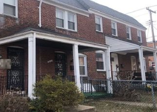 Foreclosed Home en FLOWERTON RD, Baltimore, MD - 21229