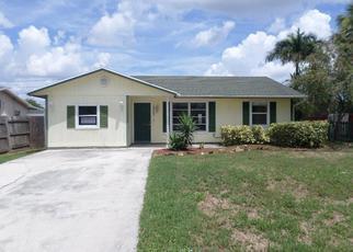 Foreclosed Home en SE MONROE ST, Stuart, FL - 34997