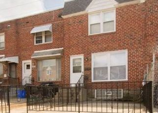 Foreclosed Home in PENNWAY ST, Philadelphia, PA - 19124