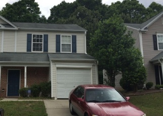 Foreclosed Home in ASGAR CT, Raleigh, NC - 27610