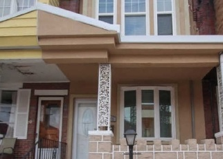 Foreclosed Home in CEDAR ST, Philadelphia, PA - 19134