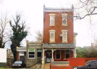 Casa en ejecución hipotecaria in Philadelphia, PA, 19139,  VINE ST ID: P1153597
