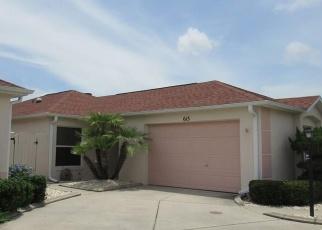 Foreclosed Home en DELGADO AVE, Lady Lake, FL - 32159