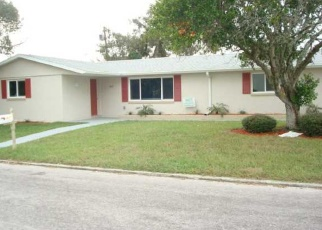 Foreclosed Home in PETERBOROUGH ST, Holiday, FL - 34690