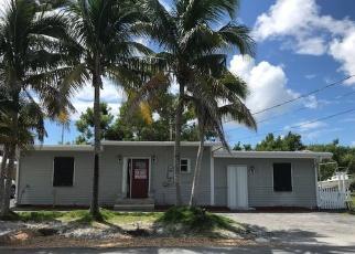 Casa en ejecución hipotecaria in Big Pine Key, FL, 33043,  BAILEYS LN ID: P1179116