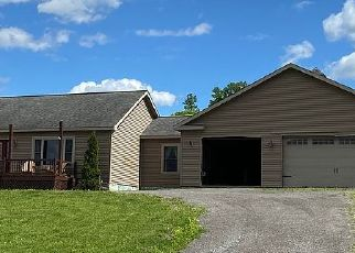 Foreclosed Home in BROOKER HOLLOW RD, Richmondville, NY - 12149