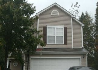 Foreclosed Home in FROGSTOOL LN, Raleigh, NC - 27610