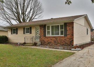 Foreclosure Home in Merrillville, IN, 46410,  GRANT ST ID: P1191975