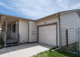 Casa en ejecución hipotecaria in Fountain, CO, 80817,  TRAPPER LN ID: P1193403
