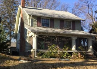 Foreclosed Home in LAUREL AVE, East Orange, NJ - 07017