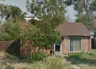 Foreclosure Home in Denver, CO, 80207,  ONEIDA ST ID: P1193496