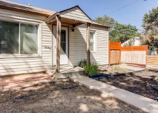 Casa en ejecución hipotecaria in Denver, CO, 80220,  YOSEMITE ST ID: P1193508
