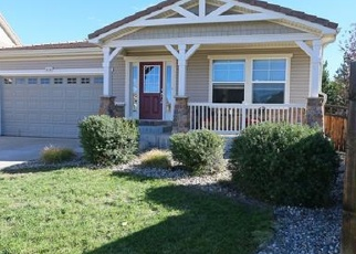 Foreclosure Home in Castle Rock, CO, 80109,  EUGENIA CT ID: P1199571