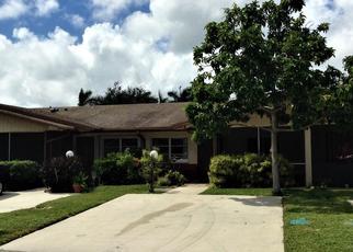 Foreclosed Home en CANDY WAY, Delray Beach, FL - 33484