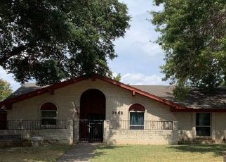 Foreclosed Home in CANDLENUT LN, Dallas, TX - 75244