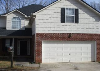 Foreclosed Home en CHESTNUT LAKE AVE, Lithonia, GA - 30038