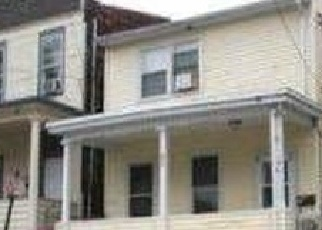 Foreclosed Home in FRANKLIN ST, Paterson, NJ - 07524