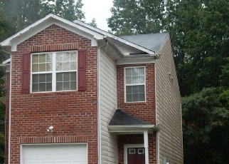 Foreclosed Home in WINDSOR FORREST CT, Atlanta, GA - 30349
