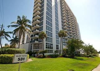 Foreclosed Home in N OCEAN BLVD, Pompano Beach, FL - 33062