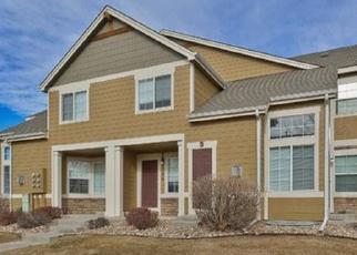Casa en ejecución hipotecaria in Longmont, CO, 80504,  SUMMER HAWK DR ID: P1204970