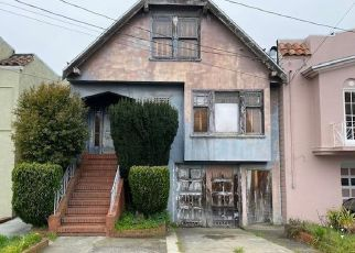 Foreclosed Home in 18TH AVE, San Francisco, CA - 94116