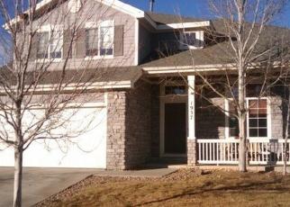 Casa en ejecución hipotecaria in Brighton, CO, 80602,  E 166TH DR ID: P1208785