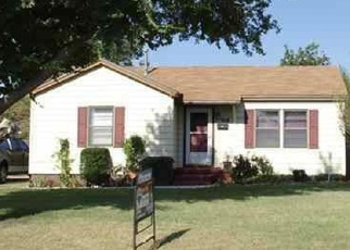 Foreclosure Home in Lawton, OK, 73505,  NW 31ST ST ID: P1210034