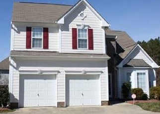 Foreclosed Home in SANDY BLUFF CT, Durham, NC - 27703