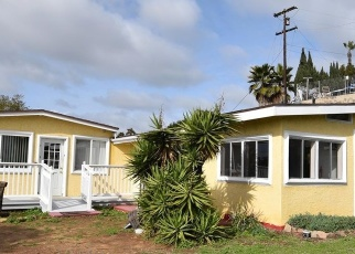 Foreclosure Home in National City, CA, 91950,  ALTA DR ID: P1211503