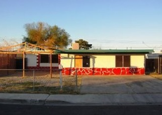 Foreclosure Home in Las Vegas, NV, 89122,  HALLET DR ID: P1215101