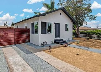 Foreclosed Home en ALVARADO ST, Chula Vista, CA - 91910