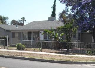 Foreclosure Home in Chula Vista, CA, 91910,  D ST ID: P1216059