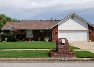 Foreclosed Home in W SAN ANTONIO ST, Broken Arrow, OK - 74012