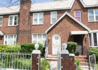 Foreclosed Home in EDGEWOOD AVE, Springfield Gardens, NY - 11413