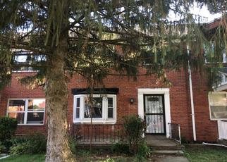 Foreclosed Home en NORTHBOURNE RD, Baltimore, MD - 21239