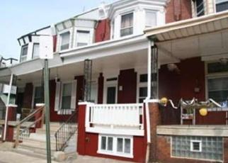 Foreclosed Home en IRVING ST, Philadelphia, PA - 19139