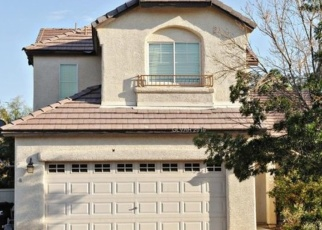 Foreclosure Home in North Las Vegas, NV, 89031,  MASSERIA CT ID: P1219702