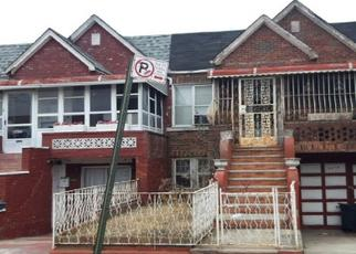 Foreclosed Home in AVENUE B, Brooklyn, NY - 11236
