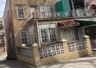 Casa en ejecución hipotecaria in Bronx, NY, 10472,  MANOR AVE ID: P1248389