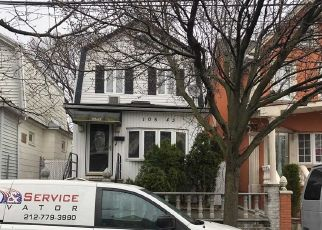 Foreclosed Home en 86TH ST, Ozone Park, NY - 11417