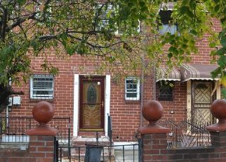 Foreclosed Home in ROCKAWAY AVE, Brooklyn, NY - 11212