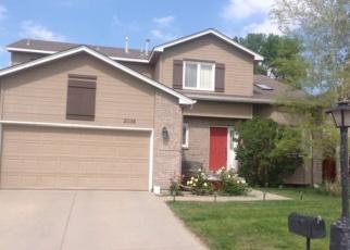 Casa en ejecución hipotecaria in Longmont, CO, 80504,  RED CLOUD RD ID: P1260952