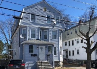 Foreclosed Home in FARRINGTON ST, Quincy, MA - 02170