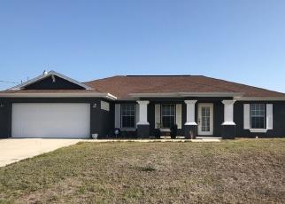 Casa en ejecución hipotecaria in Cape Coral, FL, 33909,  38TH TER ID: P1263922