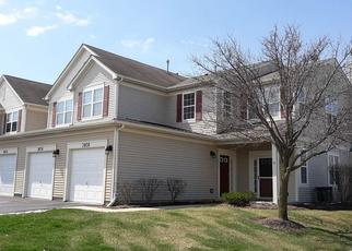 Foreclosed Home in FALLING WATERS LN, Lake Villa, IL - 60046