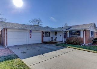 Casa en ejecución hipotecaria in Arvada, CO, 80004,  W 68TH PL ID: P1265745