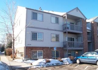 Casa en ejecución hipotecaria in Arvada, CO, 80004,  W 63RD PL ID: P1265749
