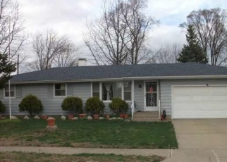 Foreclosure Home in Elkhart, IN, 46517,  SUNRISE DR ID: P1265971