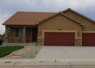 Foreclosed Homes in Colorado Springs, CO, 80911, ID: P1266747